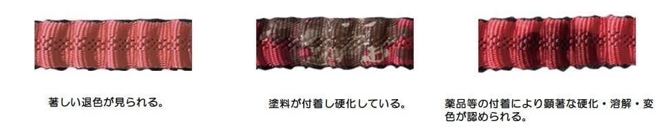 伸縮ストラップ(帯ロープ)2