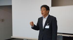 小倉仁志先生